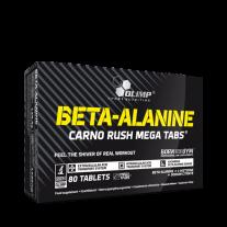 Olimp, Beta-Alanin Carno Rush, 80 Tabletten