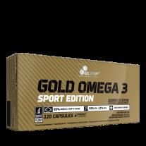Olimp, Gold Omega 3 Sport Edition, 120 Kapsel