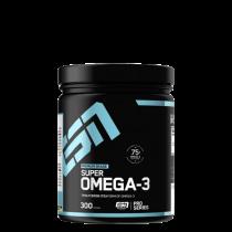 ESN, Super Omega 3, 300 Kapseln