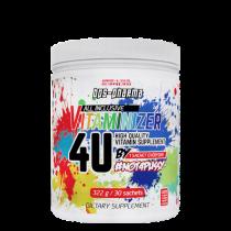 BPS Pharma, Vitaminizer 4U / Multivitamin, 30 Packs