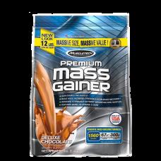 MuscleTech, 100% Premium Mass Gainer, 5500g
