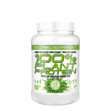 Scitec Nutrition, 100% Plant Protein, 900g