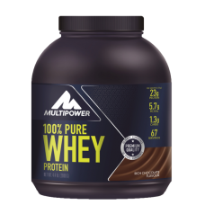Multipower, 100% Pure Whey Protein, 2000g