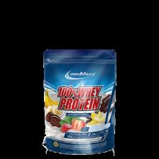IronMaxx, 100% Whey Protein, 500g Beutel