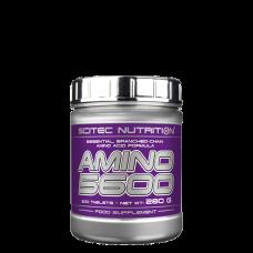 Scitec Nutrition, Amino 5600, 200 Tabletten