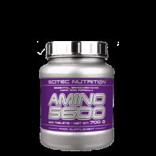 Scitec Nutrition, Amino 5600, 500 Tabletten