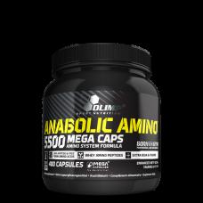 Olimp, Anabolic Amino 5500 Mega Caps, 400 Kapseln