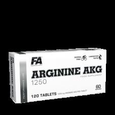 FA Nutrition, Performance Arginine AAKG, 120 Tabletten
