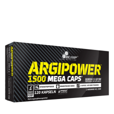 Olimp, ArgiPower 1500 Mega Caps, 120 Kapseln