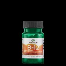Swanson, Vitamin B-12, 60 Tabletten