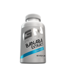 GN, Banaba Extract Health Line, 60 Kapseln