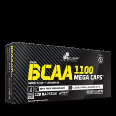 Olimp, BCAA Mega Caps, 120 Kapseln