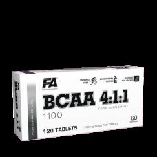 FA Nutrition, Performance BCAA 4:1:1, 120 Tabletten