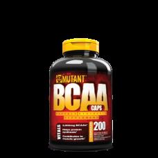 Mutant, BCAA Caps, 200 Kapseln