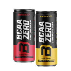 BioTech, BCAA Zero Energy, 330ml