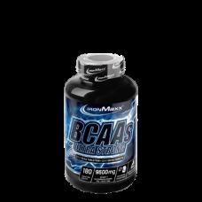 Ironmaxx, BCAAs Ultra Strong 2:1:1, 180 Tabletten