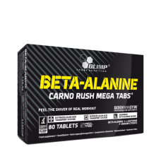 Olimp, Beta-Alanin Carno Rush, 80 Tabletten