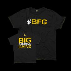"Dedicated, T-Shirt ""Big F#ucking Gainz"""