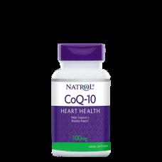 Natrol, CoQ-10 100mg, 60 Kapseln