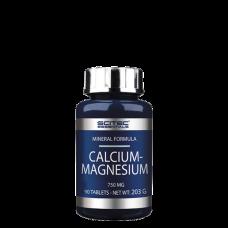 Scitec Nutrition, Calcium Magnesium, 90 Tabletten
