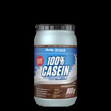 Body Attack, 100% Casein Protein, 900g