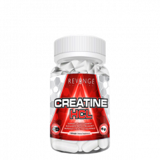 Revange Nutrition, Creatine HCL, 120 Kapseln