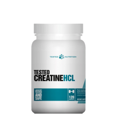 Tested Nutrition, Creatine HCL, 120 Kapseln