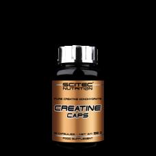 Scitec Nutrition, Creatine Monohydrate, 120 Kapseln