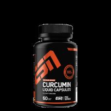 ESN, Curcumin Liquid Capsules, 60 Kapseln