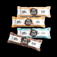 ESN, Designer Bar Crunchy, 12 x 60g
