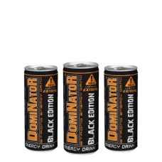 Olimp, Dominator Strong Energy Drink, 24 x 250ml