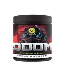 NP Nutrition, DOOM Focus Booster, 300g