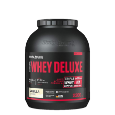 Body Attack, Extreme Whey Deluxe, 2300g