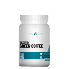 Tested Nutrition, Green Coffee, 60 Kapsel