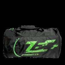 Zec+ Nutrition, Sporttasche / Gym Bag -Schwarz