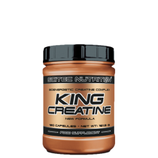 Scitec Nutrition, King Creatine, 120 Kapseln