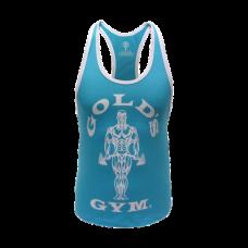 Gold´s Gym, Ladies Loose Fit Tank - Türkis