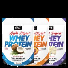 QNT, Light Digest Whey Protein, 500g