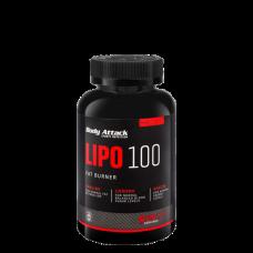 Body Attack, Lipo 100 Fatburner, 120 Kapseln