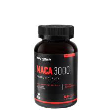 Body Attack, Maca 3000, 90 Kapseln