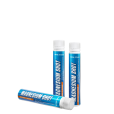 Body Attack, Magnesium Shots, 20 x 25ml