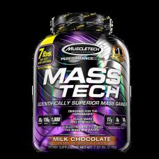 MuscleTech, Mass-Tech / Gainer, 3180g