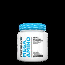 Protein.Buzz, Mega Amino, 300 Tabletten