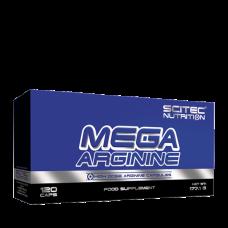 Scitec Nutrition, Mega Arginine, 120 Kapseln
