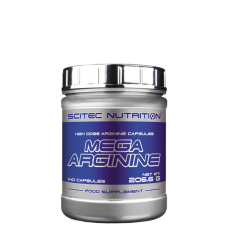 Scitec Nutrition, Mega Arginine, 140 Kapseln