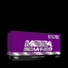 Scitec Nutrition, Mega BCAA 1400, 120 Kapseln