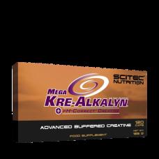 Scitec Nutrition, Mega Kre-Alkalyn, 120 Kapseln