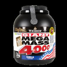 Weider, Mega Mass 4000, 3000g
