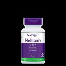 Natrol, Melatonin 1mg, 90 Tabletten