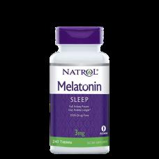 Natrol, Melatonin 3mg, 240 Tabletten